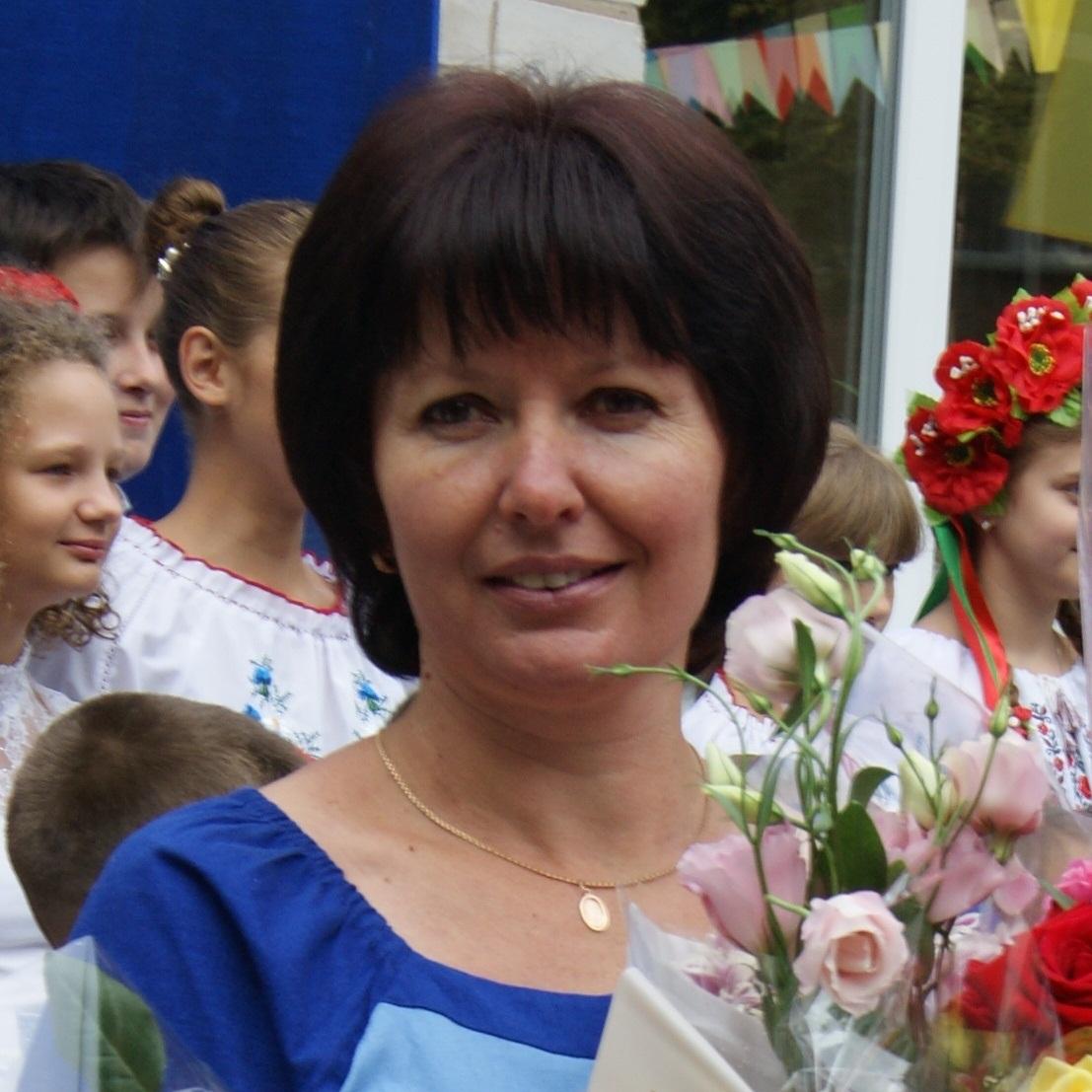 Фарисей Ольга Василівна