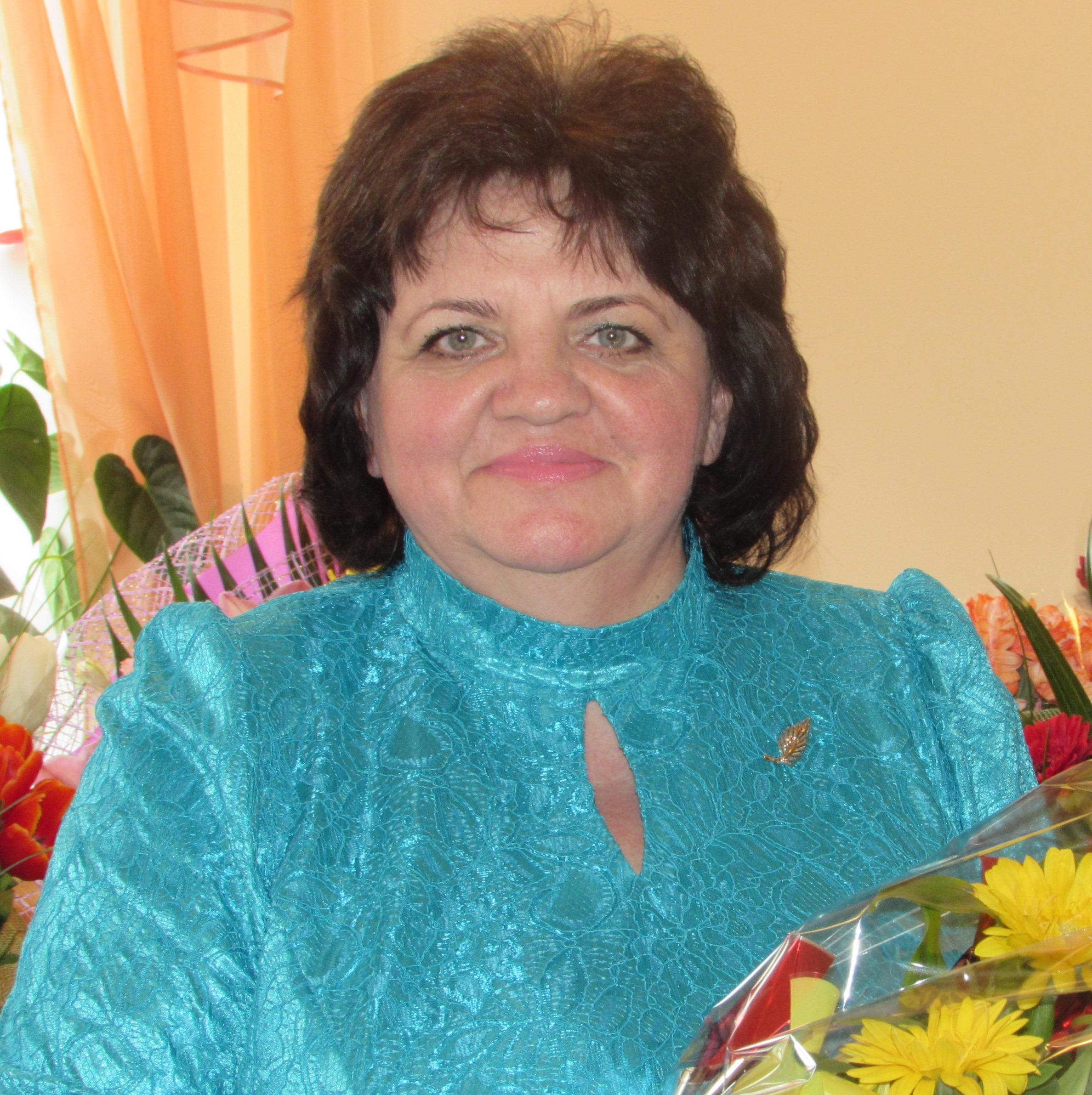 Шарапа Людмила Володимирівна